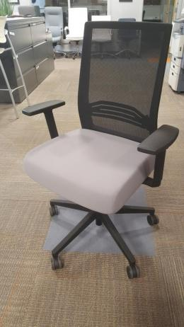 Beniia smarti gray task chair