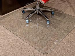Lifetime Glass Chairmats