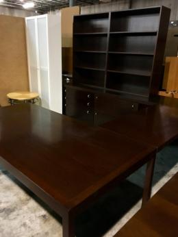 Geiger Table Desk Credenza Sets and Ls