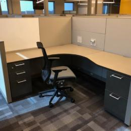 Steelcase Answer Used Cubicles Almost New!