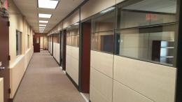 Private Offices and Meeting Spaces w. Windows