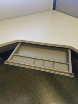 Herman Miller pencil drawers