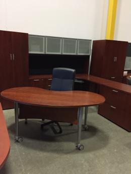Used Ofs Office Desks Furniturefinders