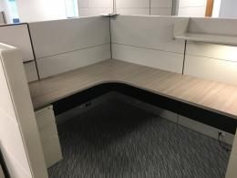 Herman Miller Etho cubicles 6 x 7