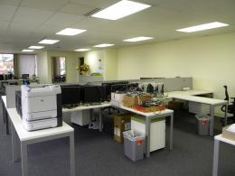 Office Furniture Bundle Herman Miller desking