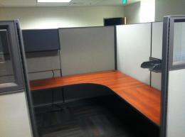 AO2  Workstations w/Glass