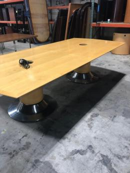10' Maple Conference Table