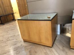 Granite-top Counter/Cabinet Units