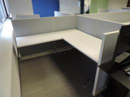 6x6 AO2 Low Panel Cubicles in Seattle