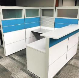 Modern Office Cubicles by AIS