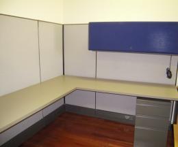 Herman Miller AO3 Work Stations, 6' x 6'