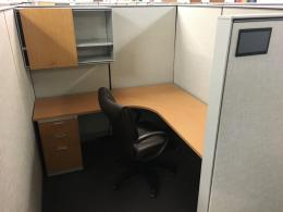 6x6 and 6x7 Herman Miller Canvas Stations