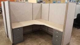 Pre-owned Haworth Uni-group Workstations