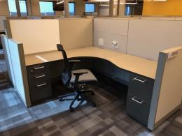 Steelcase Answer 6 x 7 Mid Height