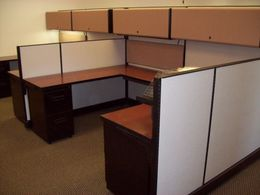 Refurbished Herman Miller & Haworth cubicles