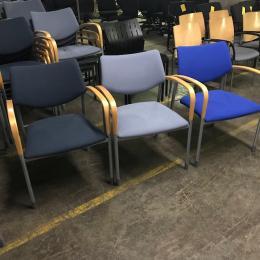 Gunlocke Molti Stack Chair