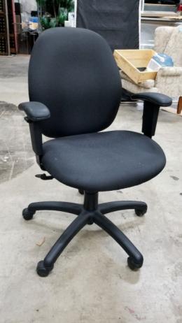 Global Graham Task Chair (Black)