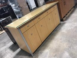 Maple Credenza and Buffet
