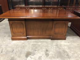 Councill Traditional Desk and Credenza