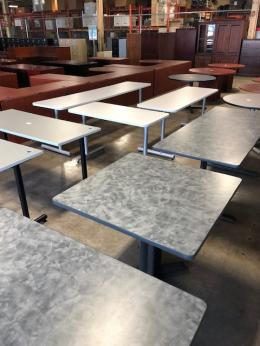 Tables, Tables and More Tables