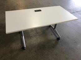 Coalesse 30x60 Flip Top Nesting Table