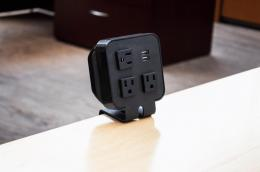 Table USB Power Clamp Mount