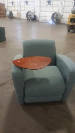 Kimball tablet arm chairs