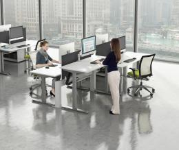 New AMQ sit to stand bases, modern, healthy