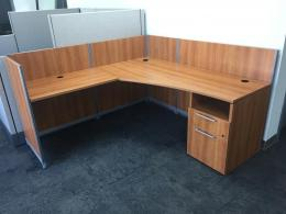 6x6 Group Lacasse Laminate Workstations