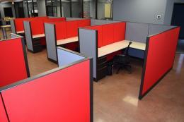 Knoll Morrison Remanufactured Workstations