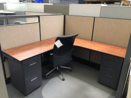 Friant 6x6, Low-high Workstations