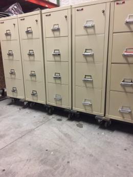 Fireking Fire File Cabinets in Kansas City