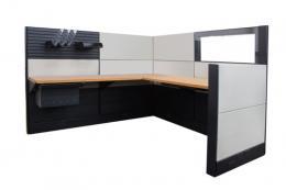 Pre-Owned Herman Miller Ethospace 6'x6'x54'