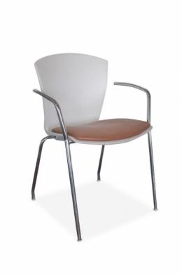 Thonet Plastic Stack Chair