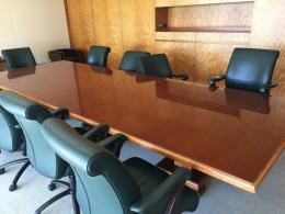 12' Cherry Conference Table