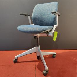 Steelcase Designtex Yucca Blue Chair