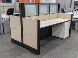 Pre-owned Herman Miller Ethospace Workstation