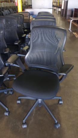 Knoll ReGeneration task chairs