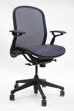 Knoll Chadwick Task Chair (Blue)
