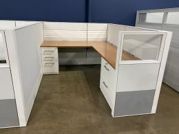 Haworth Compose Workstations