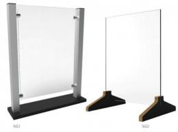 Acrylic Screens and Dividers