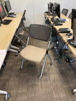 Allsteel Seek Nesting Chairs
