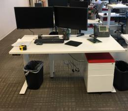 Gently Pre-owned Height Adjustable Desks