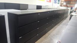 Haworth 4 drawer laterals