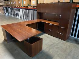 Nucraft Executive Office Set