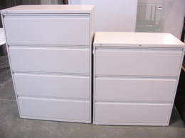 Used Lateral files - All sizes and colors