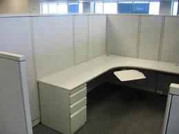 Used Steelcase Avenir Workstations