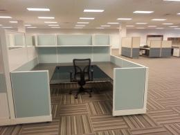 Multi Height Cubicles
