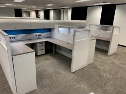 6'x6' Tall Knoll Morrison/Currents Cubicles