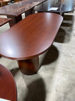NEW Global 6' Toffee Conference Table